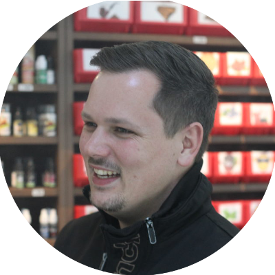 Team - Pustekuchen Dampfer Shop - Simmern - Fabian Hoffmann