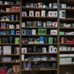 Hardware in Regalen - Pustekuchen Dampfer Shop Simmern