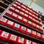 Liquids in Sortierkästen - Pustekuchen Dampfer Shop Simmern