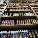Liquids in Regalen - Pustekuchen Dampfer Shop Simmern