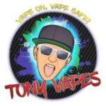 Tony Vapes Logo - Pustekuchen Dampfer Shop Simmern