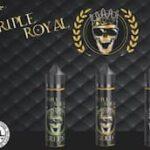 Triple Royal Logo - Pustekuchen Dampfer Shop Simmern